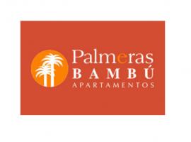 Palmeras Bambú