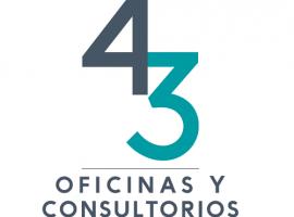 43 Oficinas y Consultorios