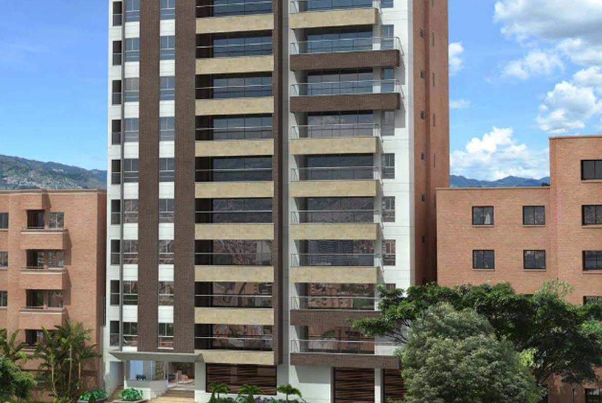 Vivir con altura: Pentagrama apartamentos