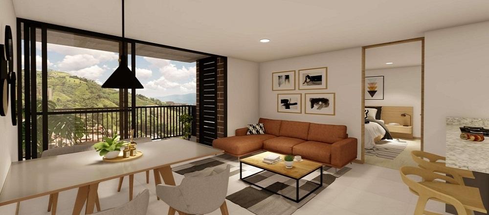 Martinique apartamentos en Envigado