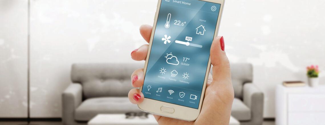 5 razones para tener una casa inteligente